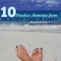 10 Priceless Memories from BEACHES Turks & Caicos