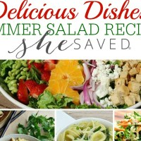 Delicious Dishes Recipe Party: Summer Salads