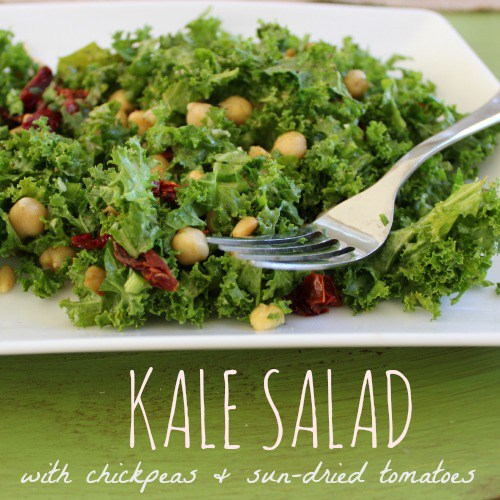 Kale Salad from Tabler Party of Two