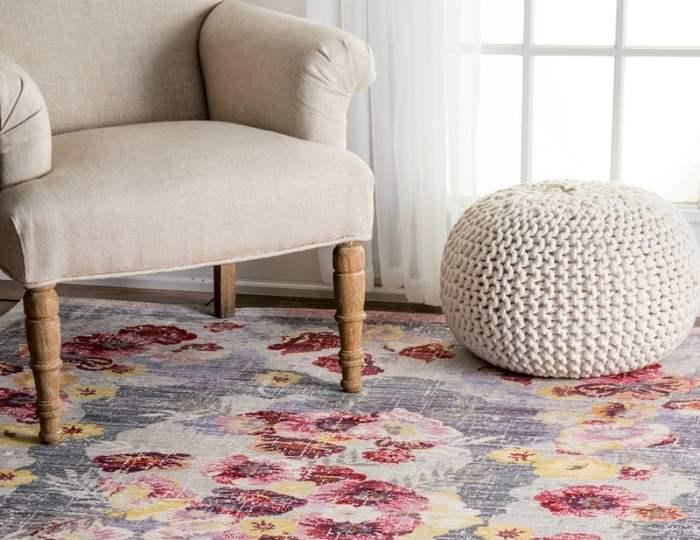 zulily rug