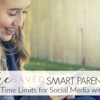 Smart Parenting: Setting Time Limits for Social Media