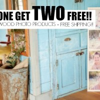 HOT Deal! Buy ONE Get TWO FREE + FREE Shipping on Custom Photo Gifts!