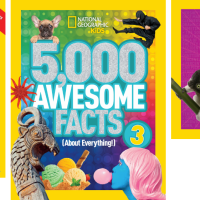 National Geographic Kids HOLIDAY GIFT IDEAS + Giveaway! ($100 Gift Card + Books!)
