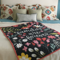 Custom Quilts Made in the USA