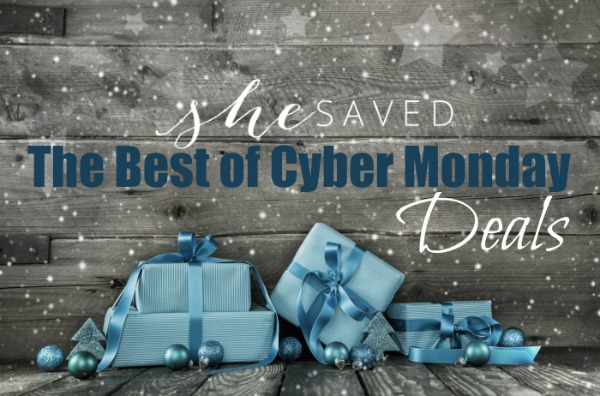 Find the very best of cyber monday deals in my round up!