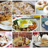 Delicious Dishes Party: Breakfast Recipes for Christmas Morning!