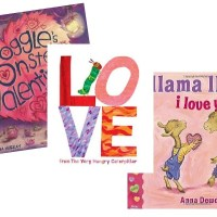 Non-Candy Gift Idea for Kids: Valentine Books on Amazon