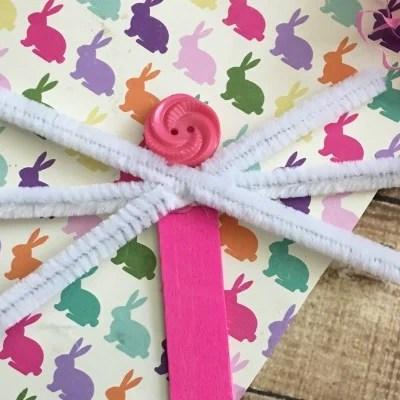 Easy Easter Bunny Craft Kids Mask