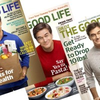 Rare! Dr. Oz The Good Life Magazine for $7.95!