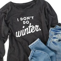 Clearance! Sweatshirts (Comfy!) 1/2 OFF + FREE Shipping!