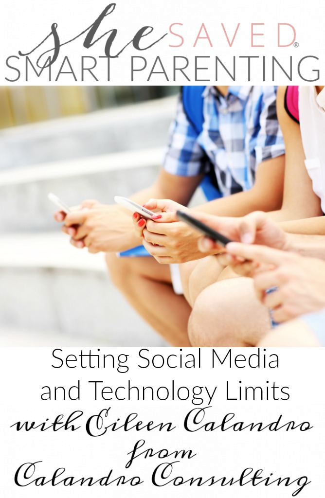 Setting social media and technology limits isn't easy, but it often necessary. Here are some great tips to help you figure out how!