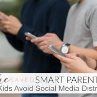 Smart Parenting: Help Kids Avoid Social Media Distraction