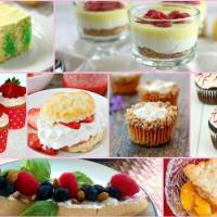 Delicious Dishes Party: Favorite Fruit Recipes for Spring