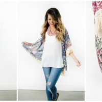 Kimonos 50% OFF (lowest marked price!) + FREE Shipping!
