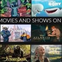 Disney Movies on Netflix #StreamTeam