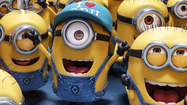 DESPICABLE ME 3 In Theaters June 30 + Giveaway! ($50 Visa Gift Card Prize Package!)