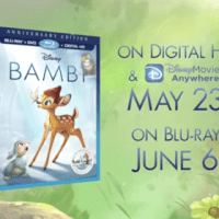 Bambi Joins the Walt Disney Signature Collection on DVD!