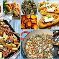 Delicious Dishes Party: Favorite Thanksgiving Side Dishes