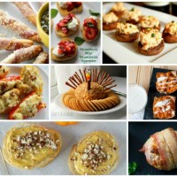 Delicious Dishes Party: Favorite Thanksgiving Appetizer Recipes