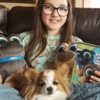 Puppy Dog Pals on DVD NOW!