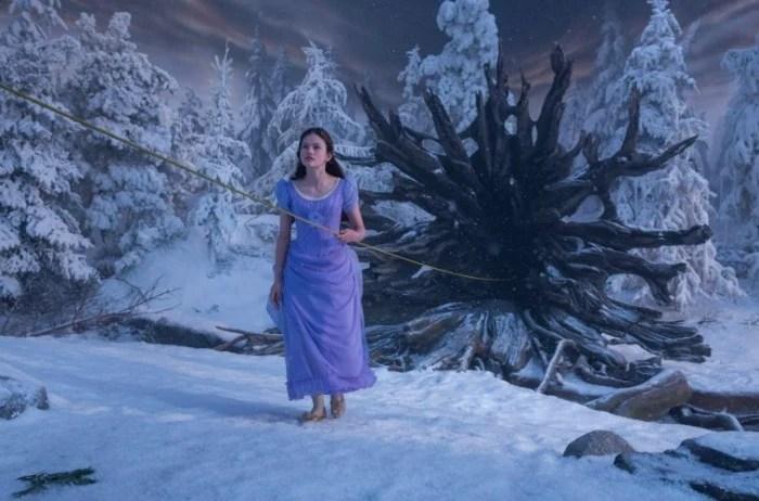 Clara in Disney's The Nutcracker
