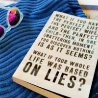 She Reads Book Review: Lies by T.M. Logan + Giveaway