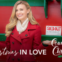 HALLMARK CHANNEL'S Christmas in Love + Giveaway!