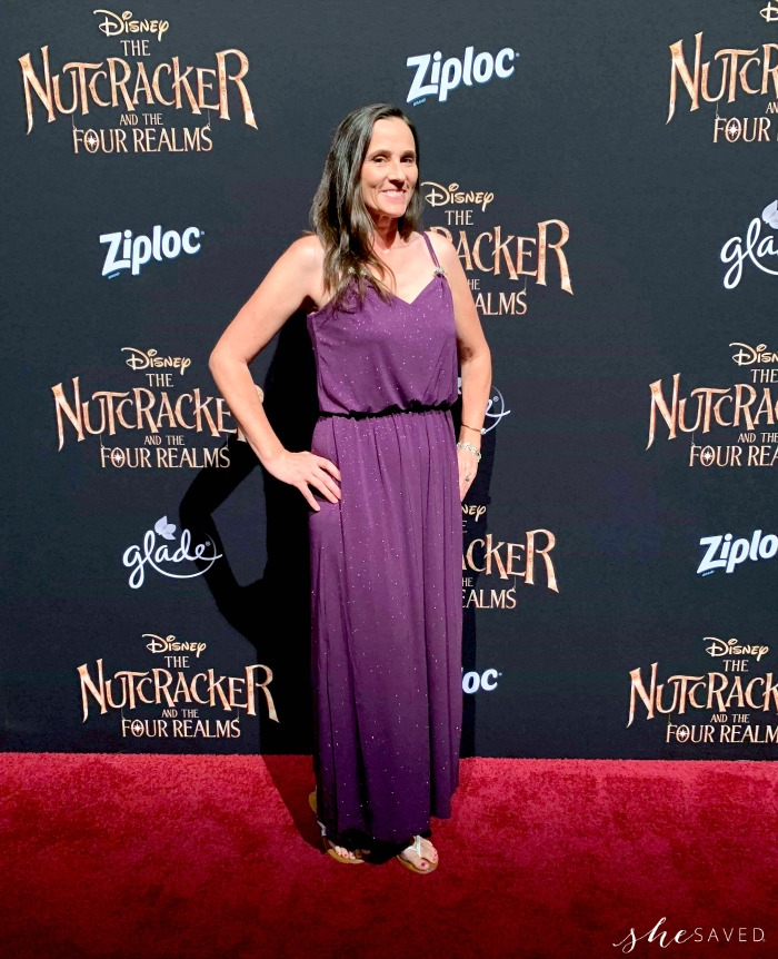 The Red Carpet at The Nutcracker Premiere