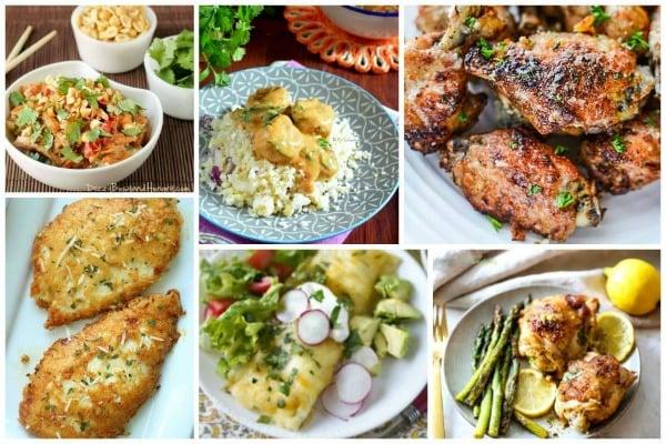 Easy Chicken Dinner