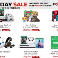It's BACK! The PRO DAY and Tax Sale at GameStop! + Giveaway!!
