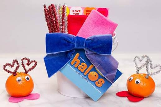 Wonderful Halo Valentine