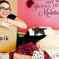 Kidpik Review: Curated Fashion Boxes for Girls (and our Winter 2019 Unboxing!) + Giveaway!!