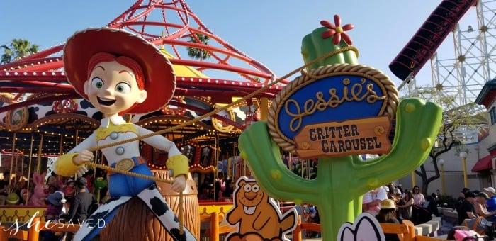 Jessies Critter Carousel