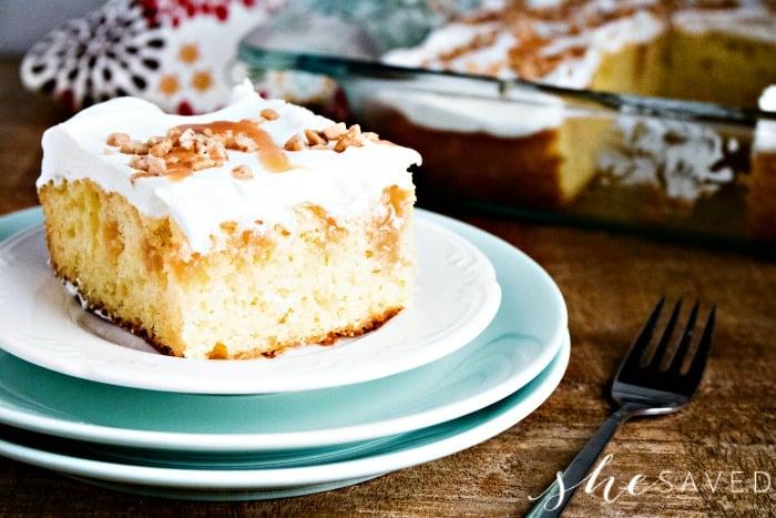 Easy Poke Cake