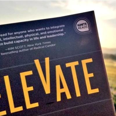 Elevate Book by Robert Glazer
