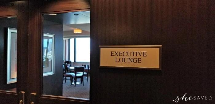 Anatole Executive Lounge