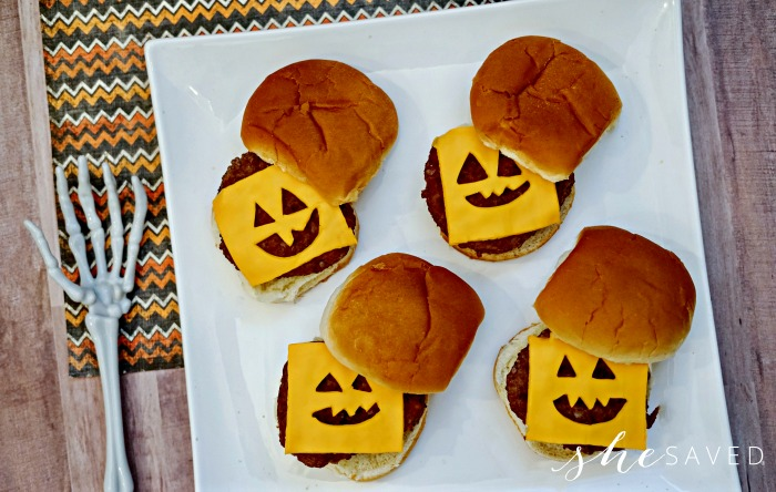 Easy Halloween Dinner