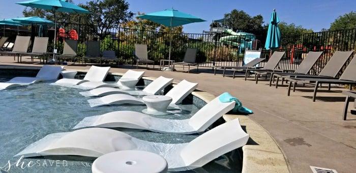 Jade Waters Resort Pool