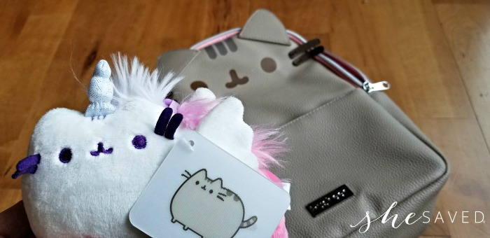 Pusheen Exclusives at Claires
