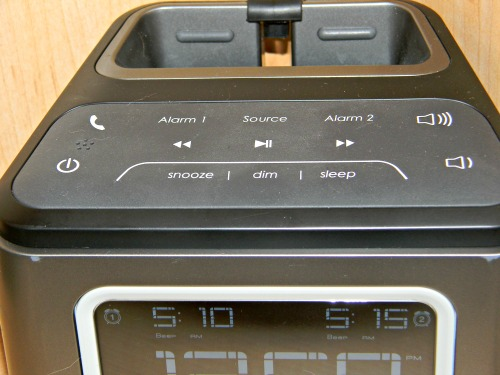 Hmdx Jam Zzz Alarm Clock