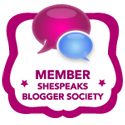 SheSpeaks Blogger Society