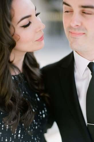 Eva and Jon closeup smiling