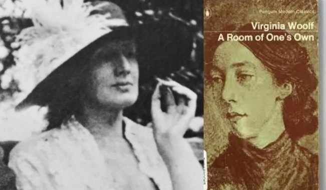 A Room Of One's Own: How Virginia Woolf Shaped My Ideas On Feminism -  SheThePeople TV