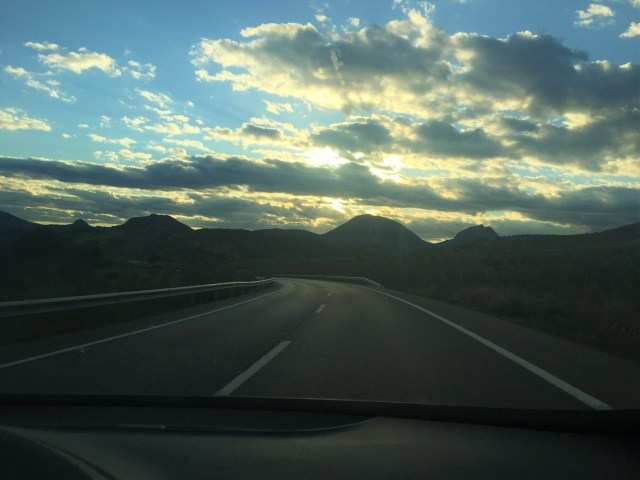 Spain: No traffic, no stress, relaxed life