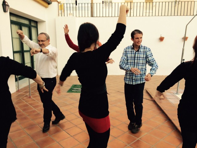 Spain's cultural ambassador program is the best way to meet locals and learn to Flamenco dance.