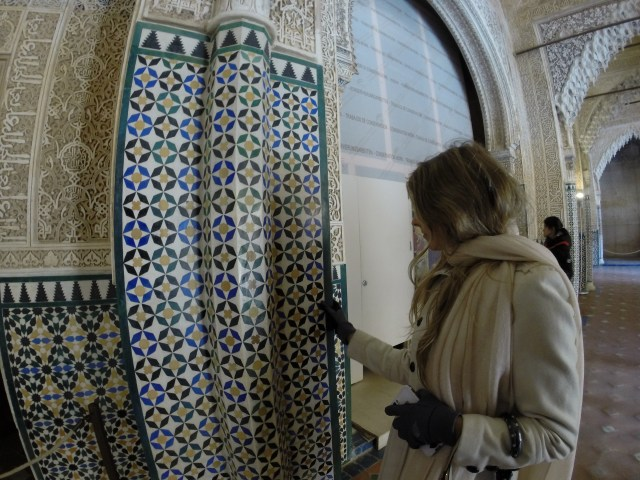 Beautiful Andalucian tiles