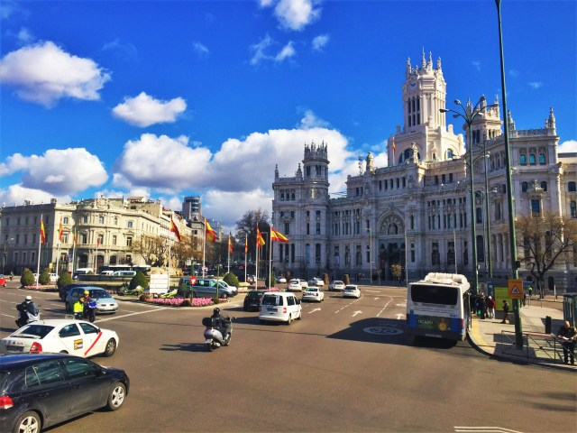 Madrid, Spain's capital, is an international hubbub of activity that you can visit by participating in Spain's cultural ambassador program