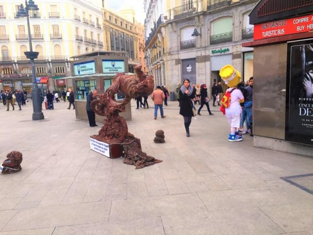 < Puerta del Sol >