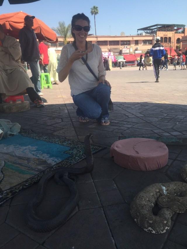 <Marrakech Snake Charmer>