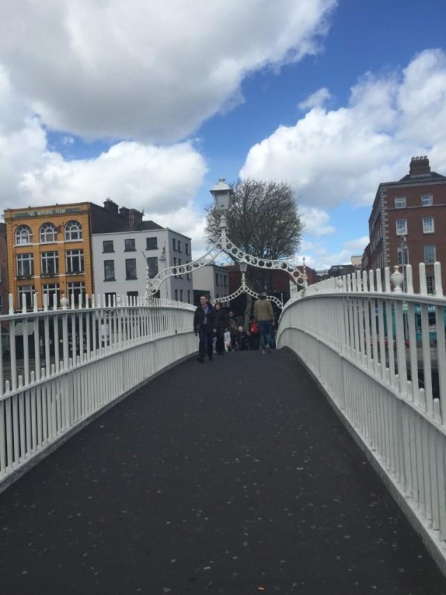 <Dublin Ha'penny Bridge>